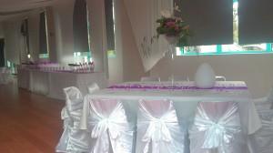 Grande salle mariage
