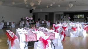 Photo mariage salle 1